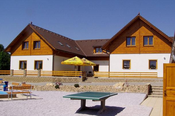 Penzion Prokopské údolí