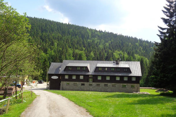 Horská chata Dolní Mísečky