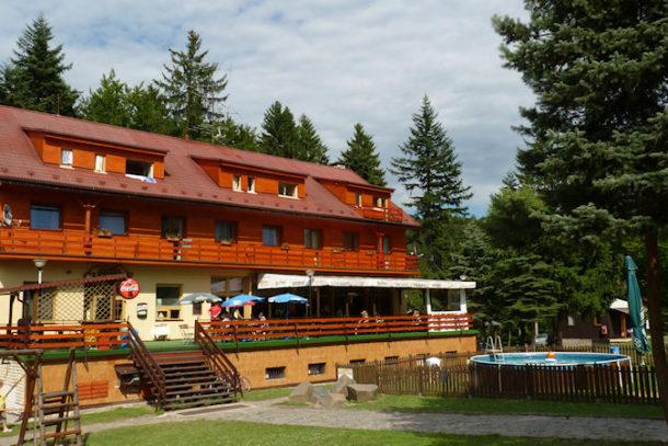 Hotel Horní Bečva