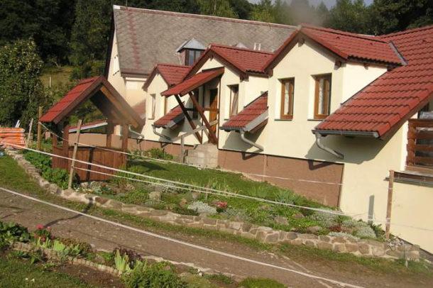 Penzion Třebušín