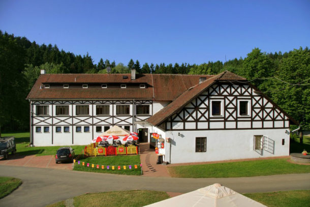 Rekreační zařízení Chříč – Plzeňský kraj