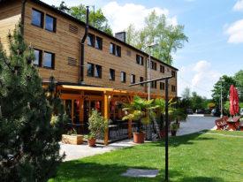 Hotel Hluboká nad Vltavou