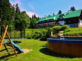 Horská chata Kořenov - Jizerské hory