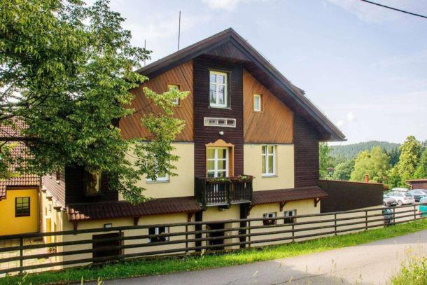 Horská chata Staré Hamry – Beskydy