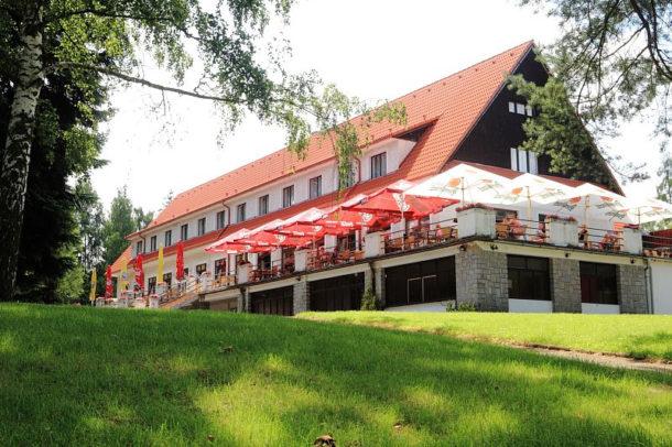 Hotel Živohošť – Střední Čechy
