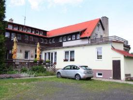 Chata Horní Podluží - České Švýcarsko