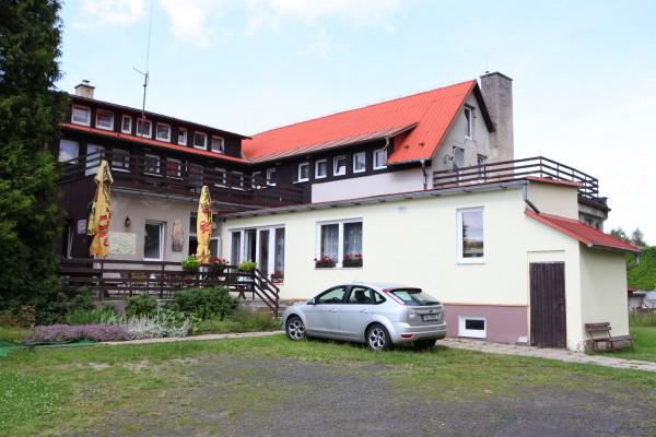 Chata Horní Podluží – České Švýcarsko
