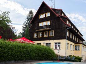 Hotel Malá Skála