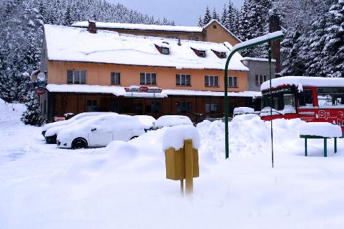 Hotel Jáchymov
