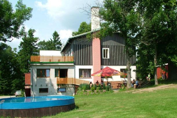 Horská chata Deštné